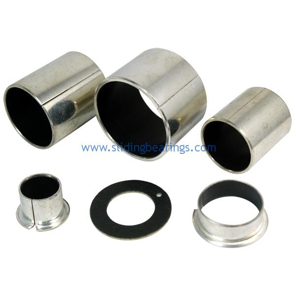Stainless steel du bushing slide bearings